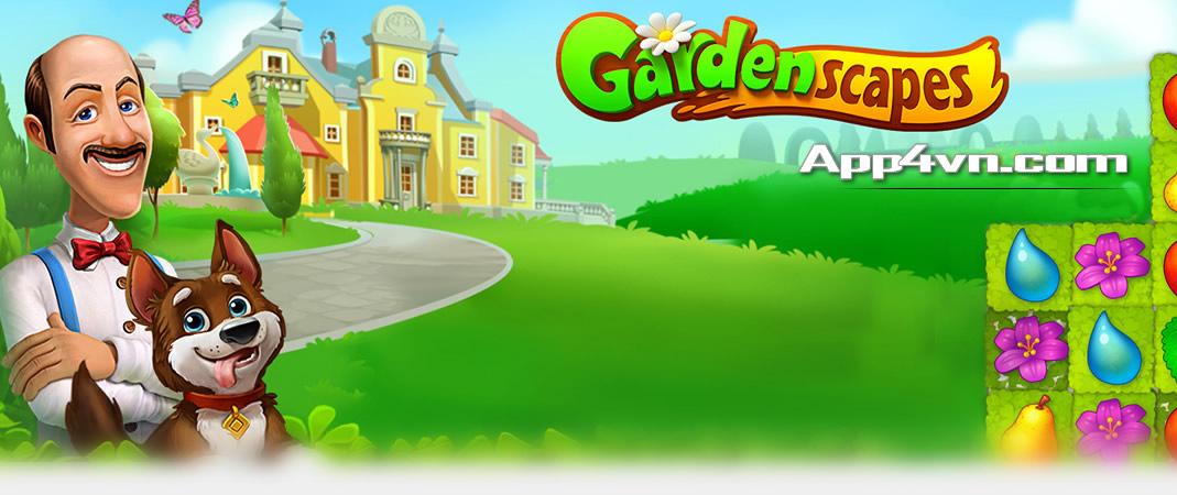夢幻花園Gardenscapes怎麼刷無限生命值?- 夢幻花園攻略